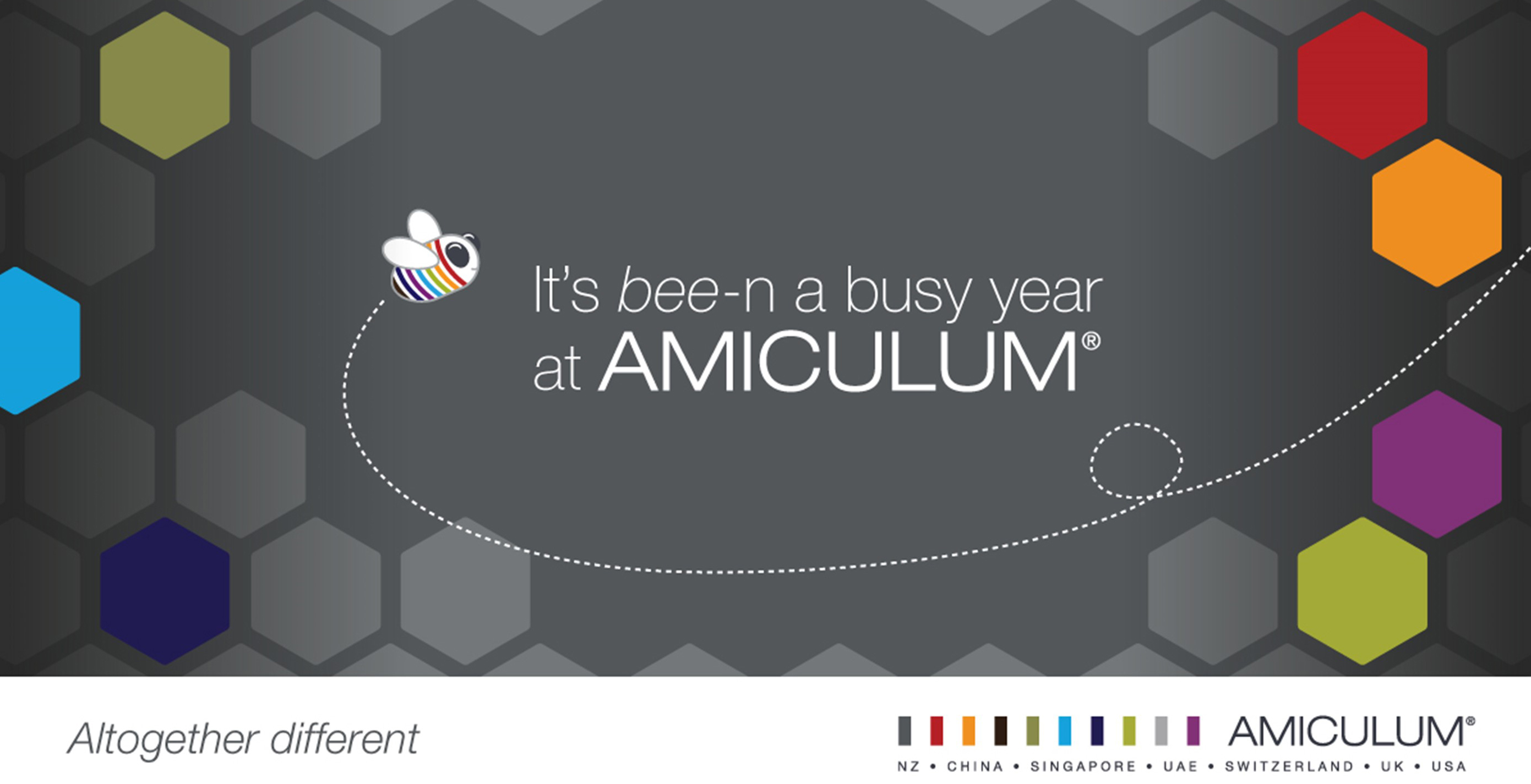 AMICULUM home page
